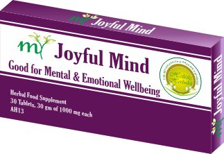 Herbal Supplement Helping to Overcome Stress, Nervousness, Low Mood and Poor Sleep